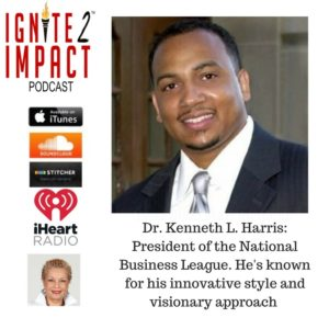 Dr. Ken Harris:  African American Entrepreneurship,  Economics and Education  Ep. 26