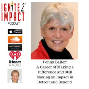 Penny Bailer:  Full time volunteer and Education advocate  Pt. 2 Ep. 25