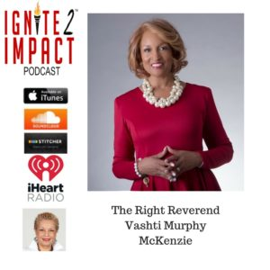Vashti McKenzie: The Big Deal of Taking Small Steps to Reach Your Goals Ep. 34