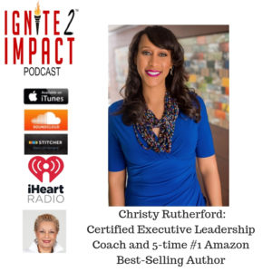 Christy Rutherford:  All-Star Leadership Coach as seen in Forbes Ep. 54